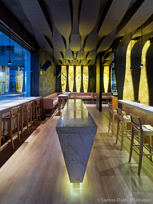 Nero Bar | Santos-Díez | fotógrafo de arquitectura