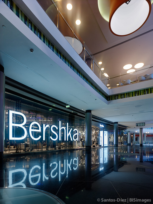 Bershka en Marineda City