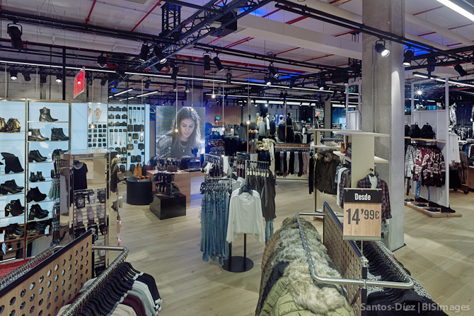 Bershka en Marineda City